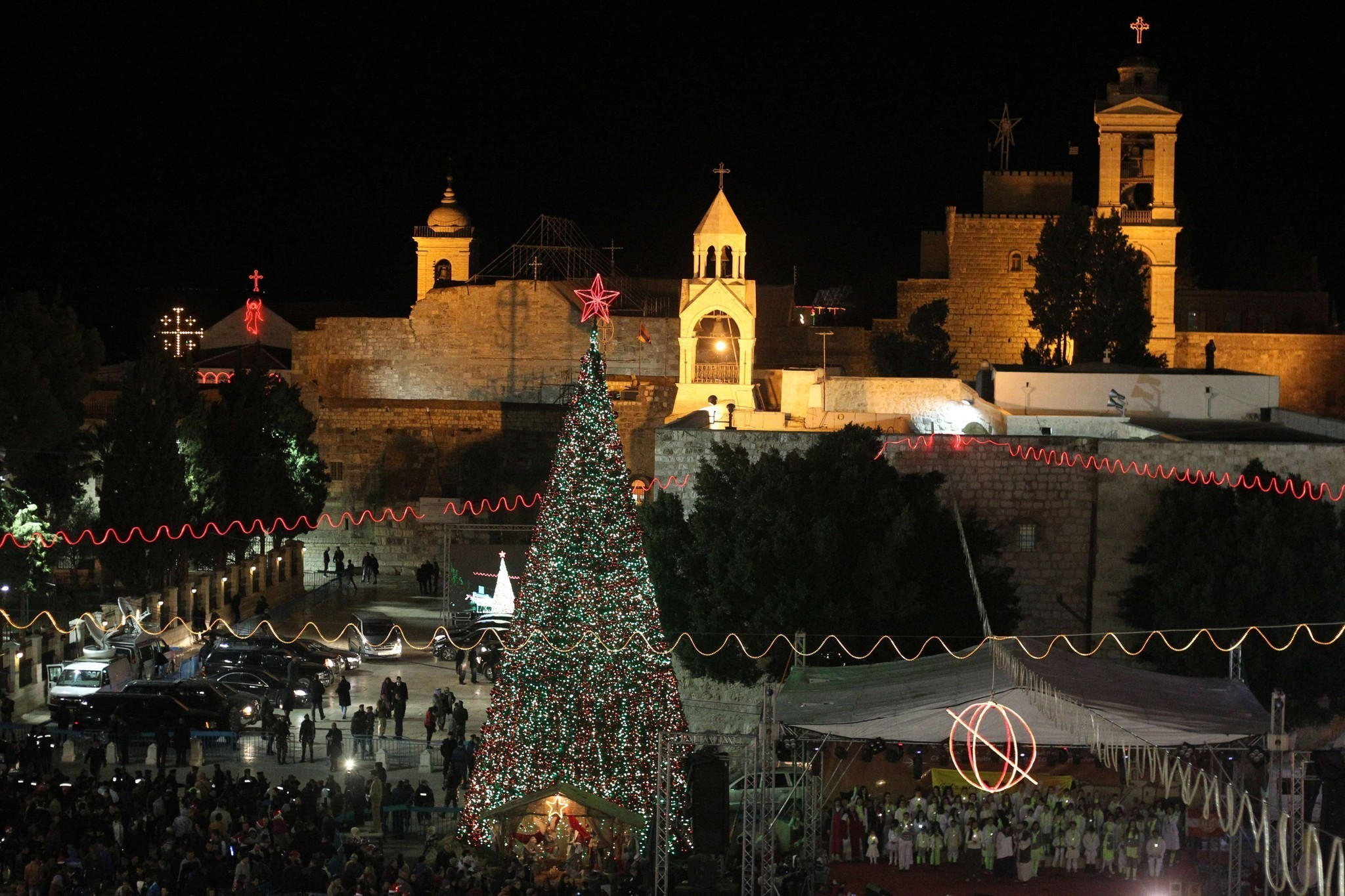 Christmas in Bethlehem: the place where the festival has its origins