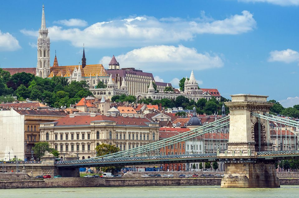 Budapest - between culture and criticism, old and new, pomp and punk