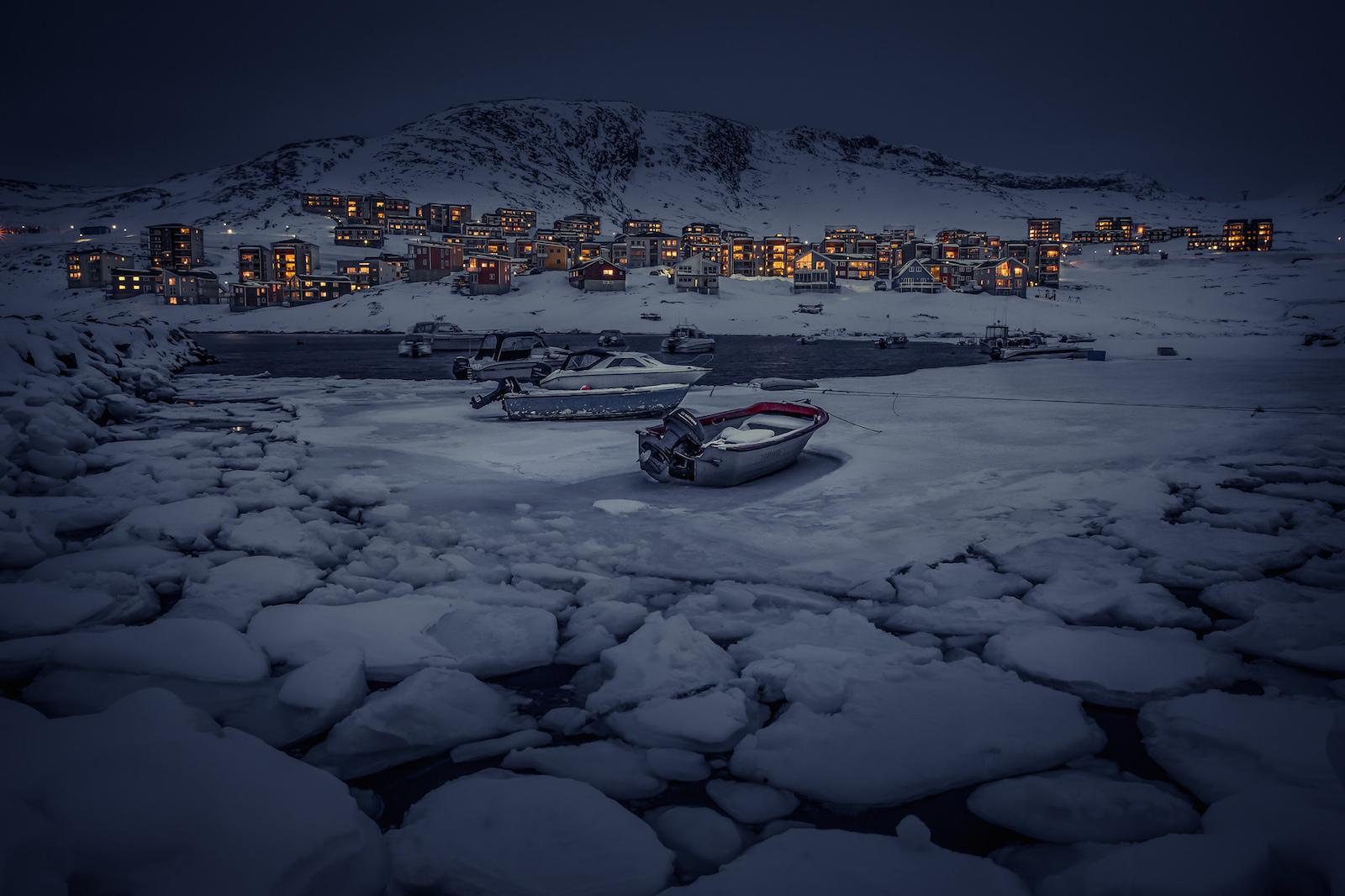 Christmas In Greenland.Christmas In Greenland Which Holidays