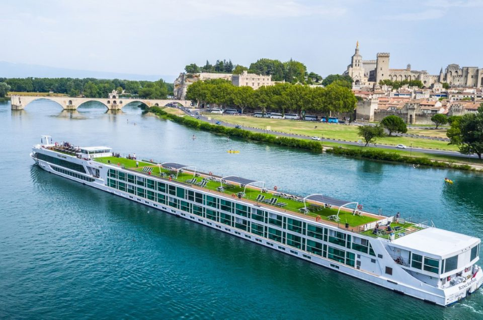 Fewer seniors and more suites: river cruise trends